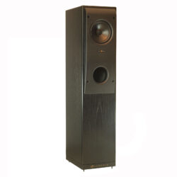 KEF Reference 2.2 Eiche schwarz Made in England
