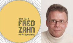 HiFi-Spezialist FRED ZAHN